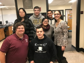 Adelphi's Physics Department wins Two Grant Proposals