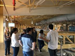 Adelphi Physics Club Goes ToBrookhaven
