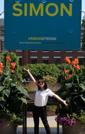 Lani Chau Innovates her own path, Adelphi, BNL, and nowRochester!